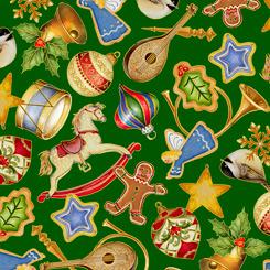 Christmas Fabric Yardage