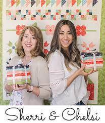 Sherri & Chelsi for Moda Fabric