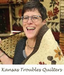 Kansas Troubles for Moda Fabric
