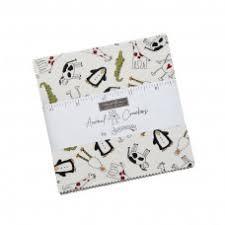 Fabric Charm Packs