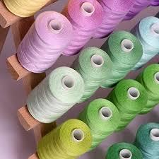 100% Cotton Machine Thread