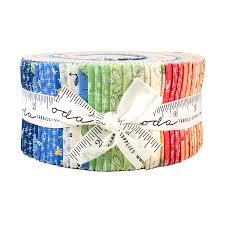 Fabric Jelly Rolls